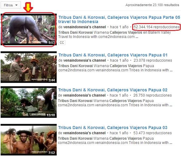 Conseguir millones de visitas youtube