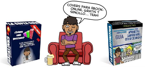 crear covers para ebook