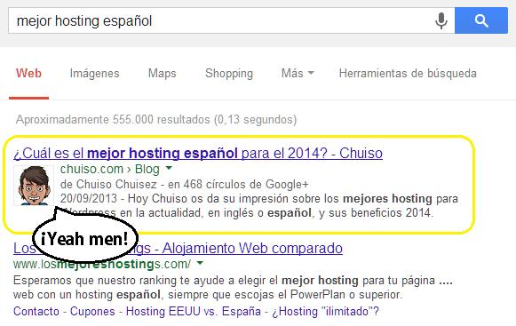 mejor hosting español posicionado