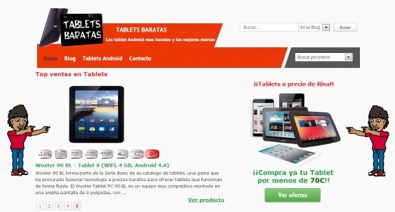 proyecto tablets-baratas.es