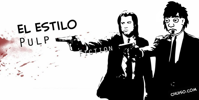 estilo pulp fiction