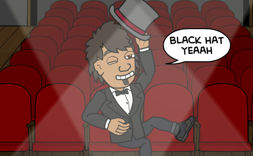 BLACK HAT CHUISO