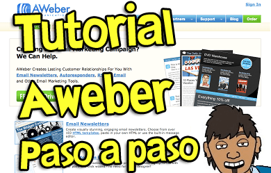 aweber tutorial español