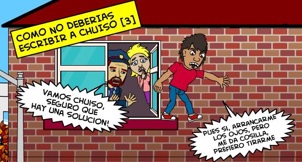 COMO NO ESCRIBIR A CHUISO 3