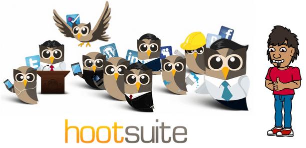 automatizar twitter con hootsuite