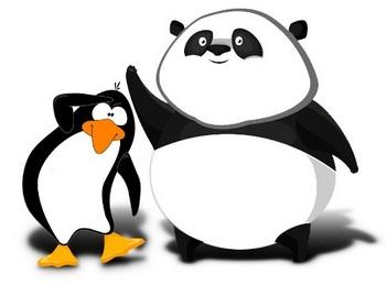 penguin panda2