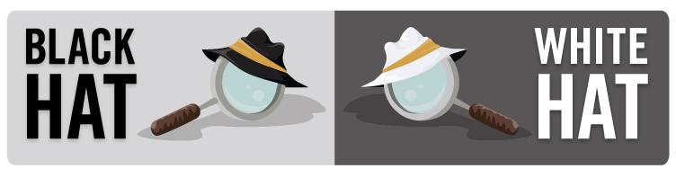 black hat white hat