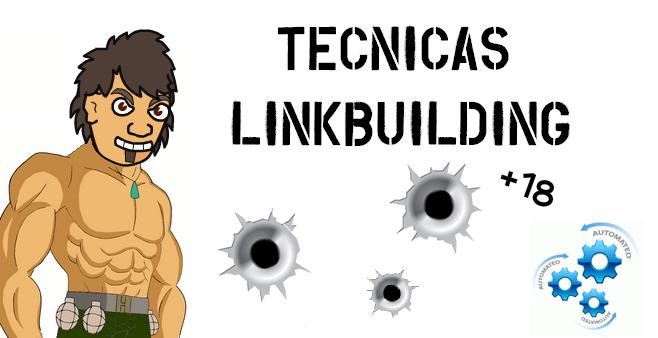 TECNICAS LINKBUILDING