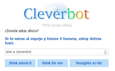cleverbot flow