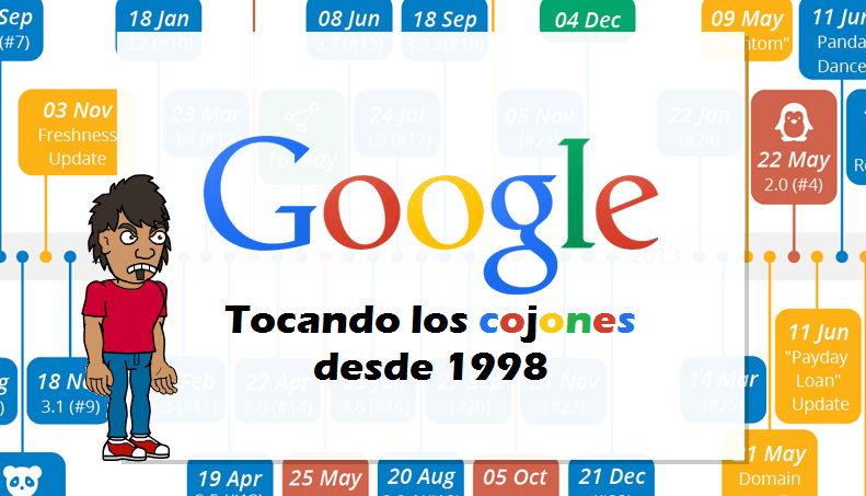 actualizacion google 2016 septiembre